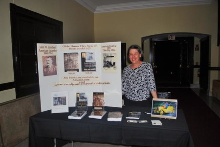 Hear Carol Discuss Her Books on BlogTalk Radio