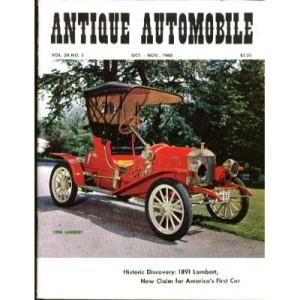 Antique Auto cover