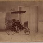1891 Photo of Buckeye Gasoline Buggy Sold for $700