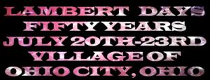 50 years Lambert Days (2)